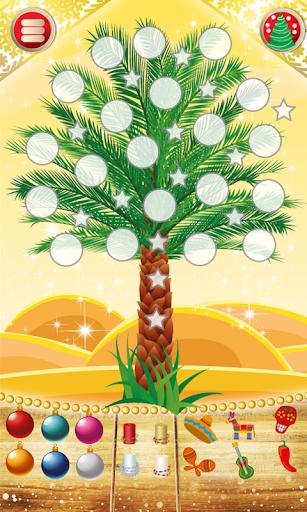 無料解谜Appのクリスマスツリーの赤ちゃんモザイク 記事Game