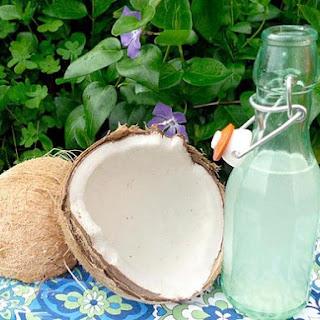 DIY Coconut Rum