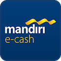 mandiri e-cash icon