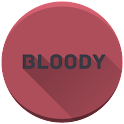 Bloody Night Icon Pack icon