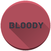 Bloody Night Icon Pack