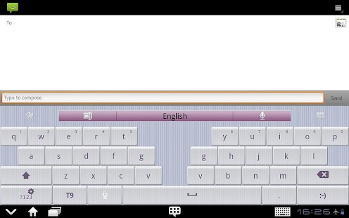 GO-Keyboard-Simple-lovePad 1