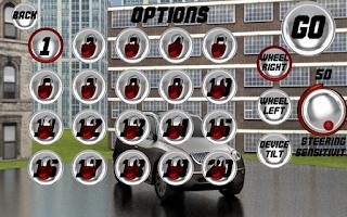 Screenshot of Precision Driving 3D
