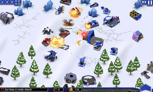 لعبة استراتيجية جديدة خرافية Defense Command Full 1.0.1