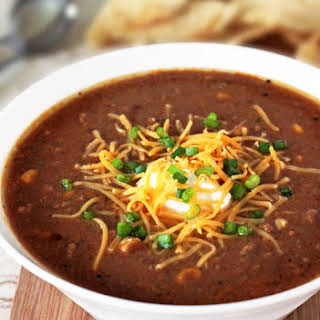 Slow-Cooker Taco Soup.