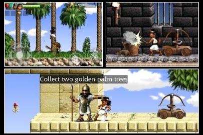 Babylonian Twins Platform Game Screenshot 7