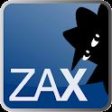 ZAX Zabbix Systems Monitoring logo