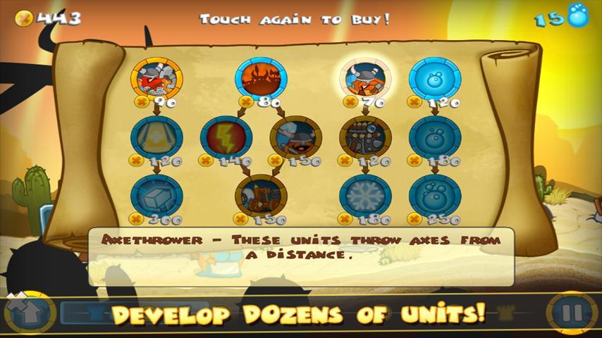 Swords and Soldiers screenshot #5