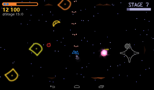 Super Spaceship Wars- screenshot thumbnail