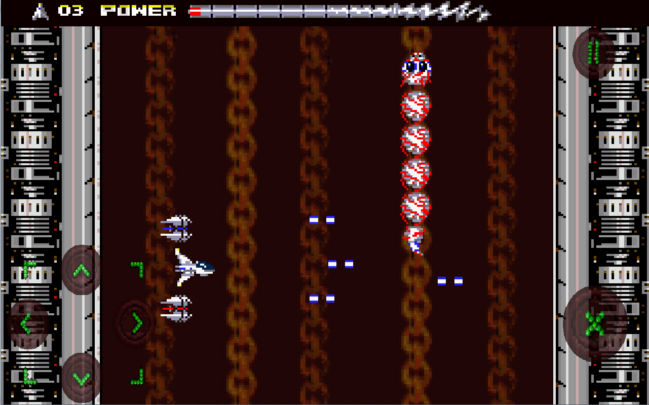 Mam Bow 2 - Space Shooter- screenshot