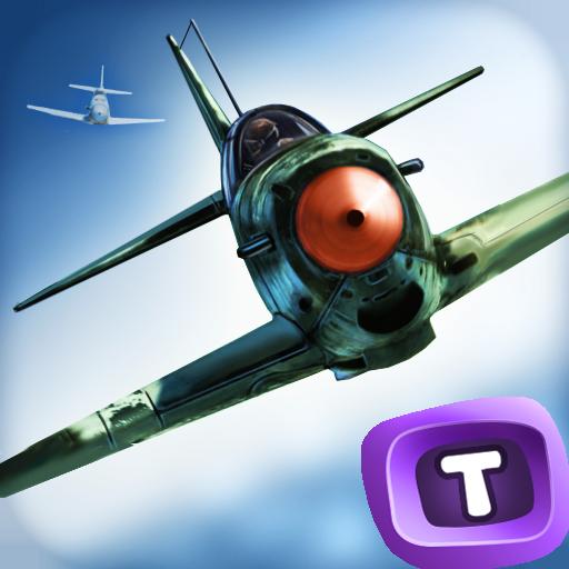 飞行斗殴 3D 模擬 App LOGO-APP試玩