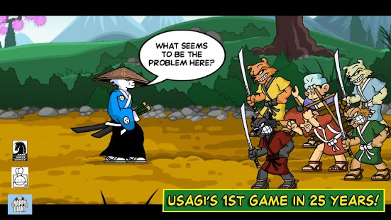 Usagi Yojimbo:Way of the Ronin- screenshot thumbnail