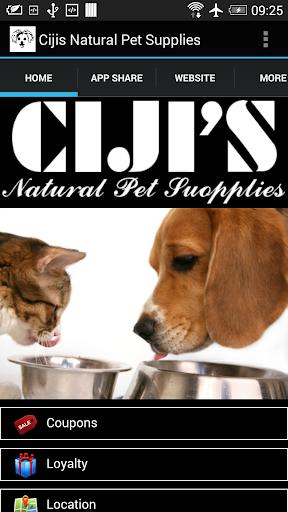 Cijis Natural Pet Supplies