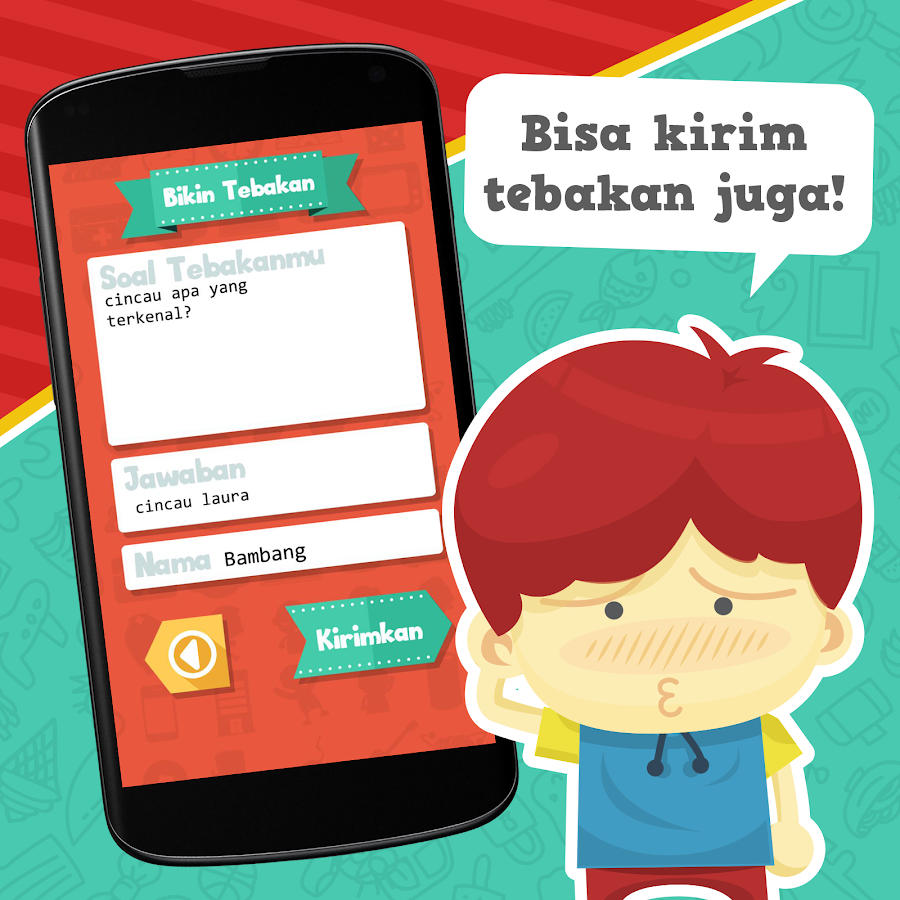 Kuis Tebakan Garing Android Apps On Google Play