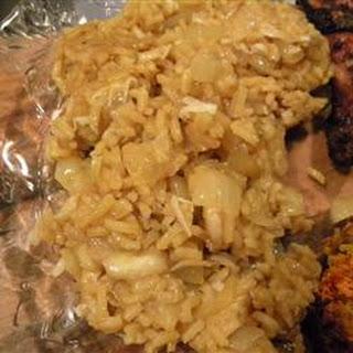 Jamaican Rice