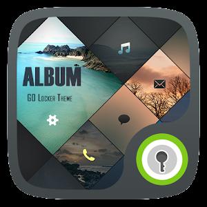 (FREE)Album GO Locker Theme