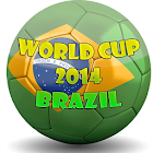Football World cup 2014 icon