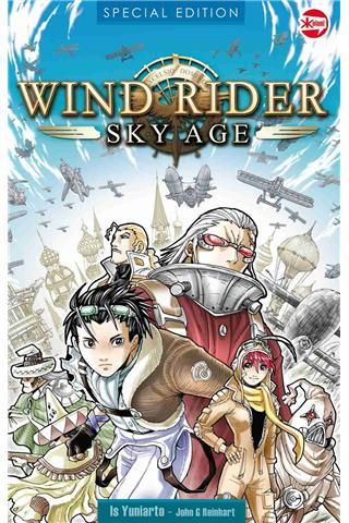 Wind Rider - Sky Age Preview