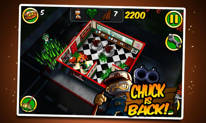 Zombie Wonderland 2 - screenshot