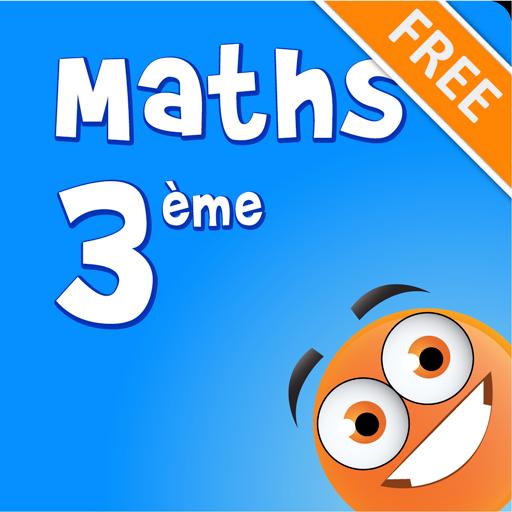 iTooch Mathématiques 3ème Icon