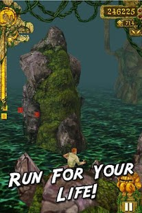 Temple Run: miniatura da captura de tela