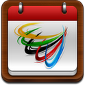London 2012 Schedule icon