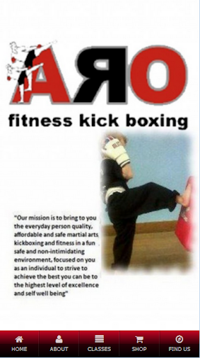 Aro Fitness Kick Boxing