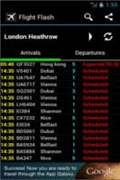 Screenshot of Flight Flash