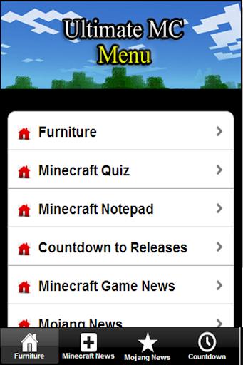 Furniture: Minecraft Edition