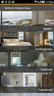 bedroom design ideas screenshot thumbnail