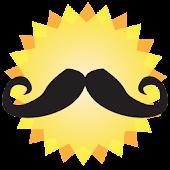 Glorious Mustache Apparel