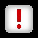 Japan's earthquake information logo