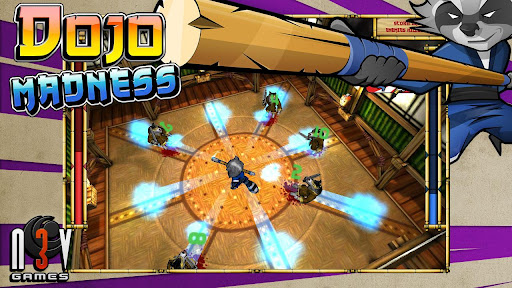 حصري لعبة دوجو المجنون مقاتل الكونغ فو  Dojo Madness v1.1   جرافيك كامل 3D