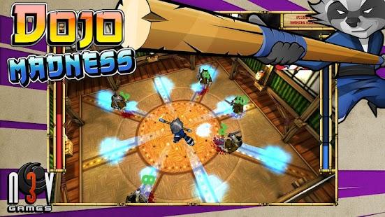 Dojo Madness - screenshot thumbnail