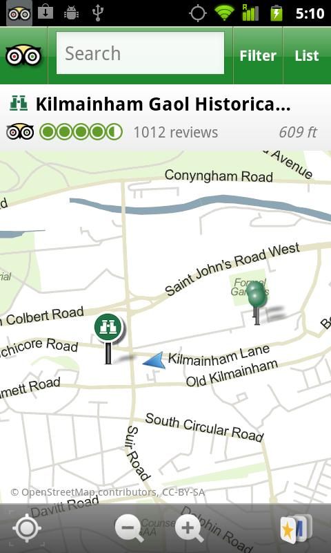 Dublin City Guide screenshot #2