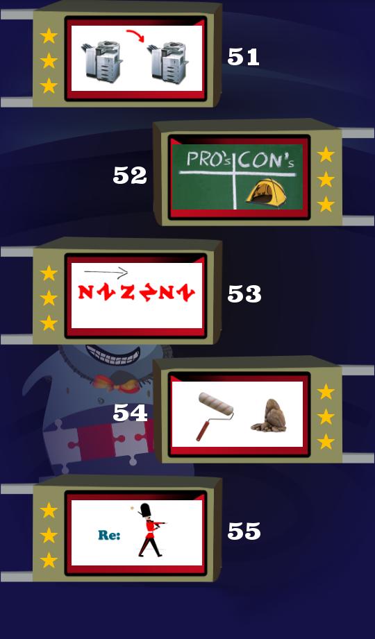 Wuzzle screenshot #2