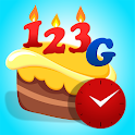 Birthday Wishes & Ecards icon