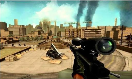 【免費動作App】Sniper Headshot-APP點子