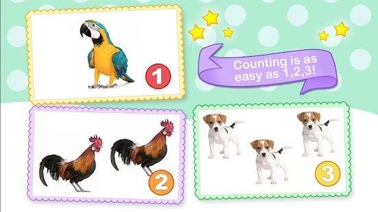 Toddler Counting 123 Kids Free - screenshot thumbnail