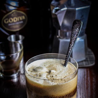Chocolate Stout Affogato
