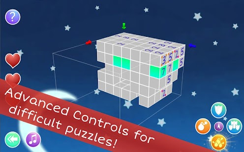 NonoCube Free - screenshot thumbnail