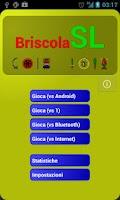 Screenshot of Briscola SL