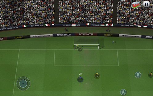 Active Soccer - screenshot thumbnail