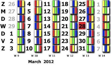 Tata Ploegendienst kalender hi- screenshot thumbnail