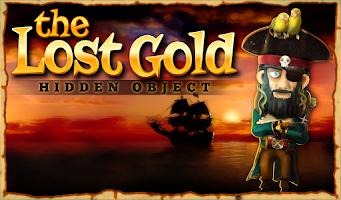 Screenshot of Hidden Object - Lost Gold FREE