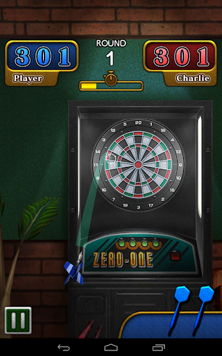 【免費體育競技App】Black jack Darts-APP點子
