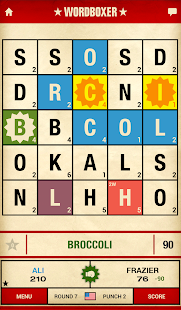 WordBoxer: Knockout Word Game - screenshot thumbnail