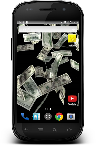 All About Money Wallpaper