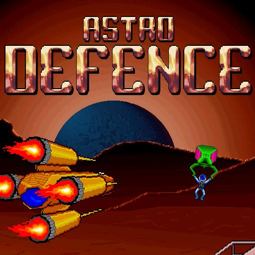 Astro Defence LOGO-APP點子