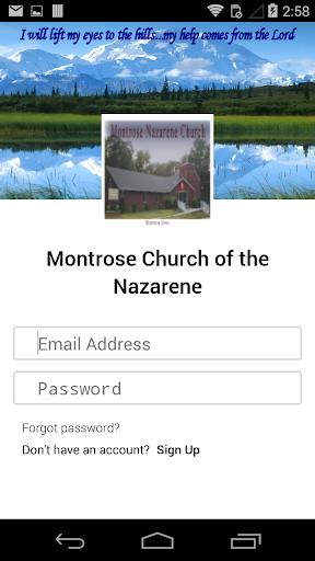 Montrose Iowa Nazarene